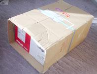 e-medama 梱包