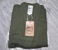 作務衣~深緑