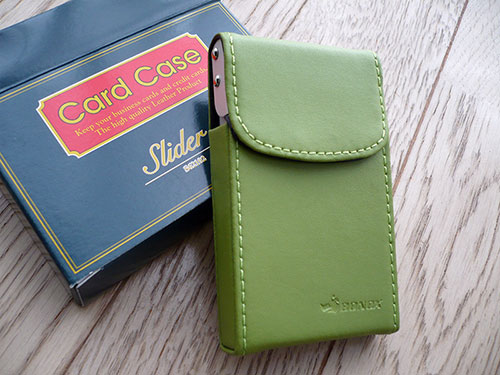 DULTON Card case Slider