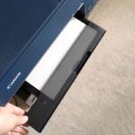 PIXUS TS7430 前面のカセットはコピー用紙
